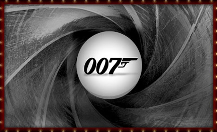 James Bond Blog-a-Thon